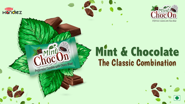 MINT & CHOCOLATE – THE CLASSIC COMBINATION