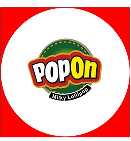 Pop On Milky Lollipop