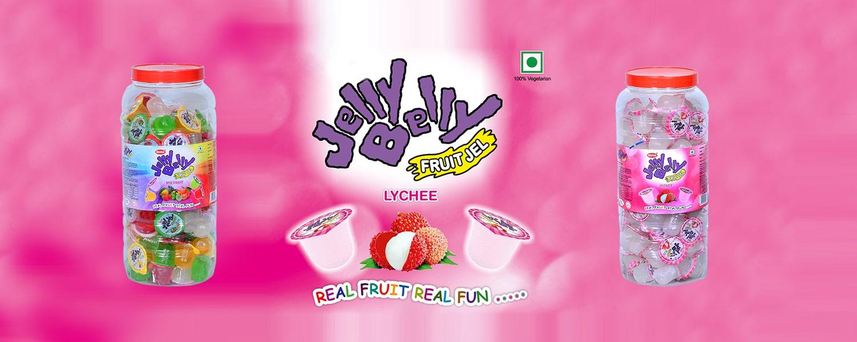 Jelly Belly – Fruity Jelly