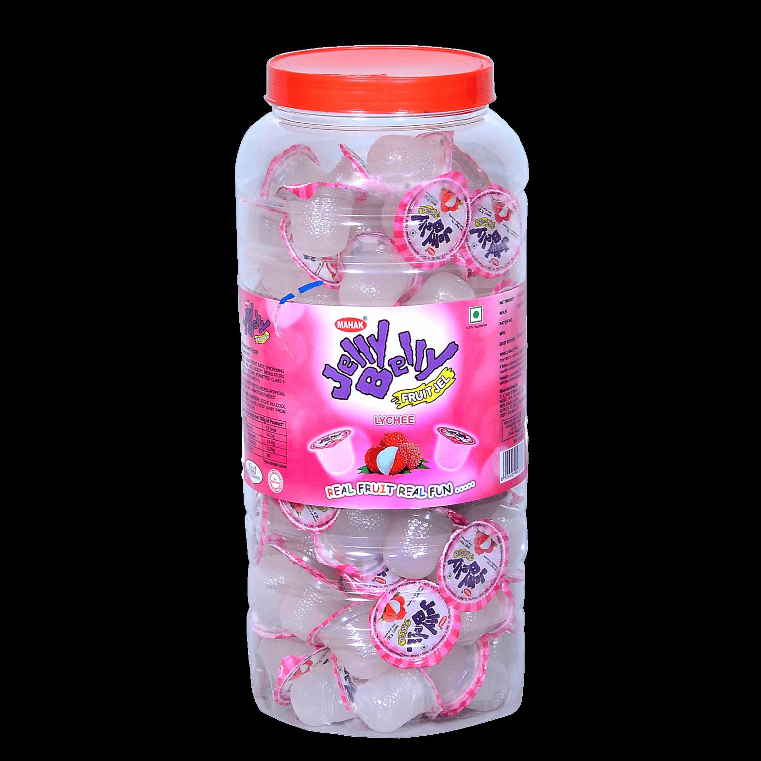 Mahak Jelly Belly Leechi Fruit Jel
