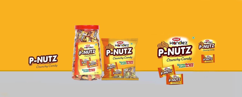 P-Nutz Crunchy Candy