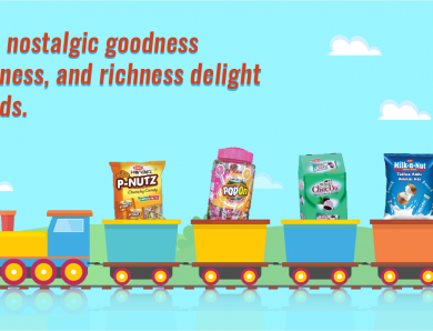 Let the nostalgic goodness, creaminess, and richness delight your kids