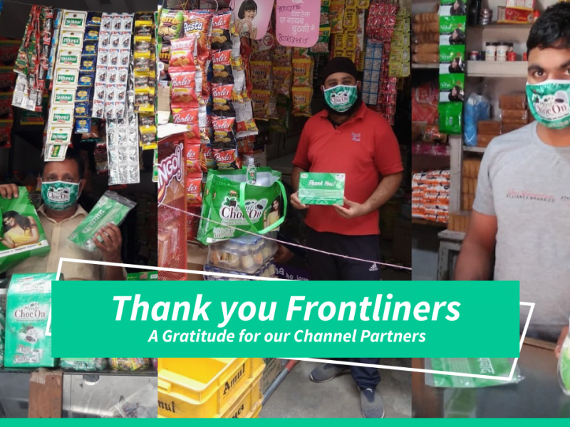Thank You Frontliners – A Gratitude for our Channel Partners!
