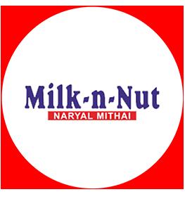 Milk-N-Nut – Naryal Mithai