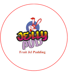 Fruit Jel Filled Jelly Pud