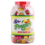 Mahak Jelly Belly Frugurt Milk Fruit Jel