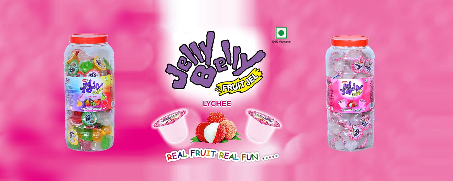 Jelly Belly – Fruity Jelly